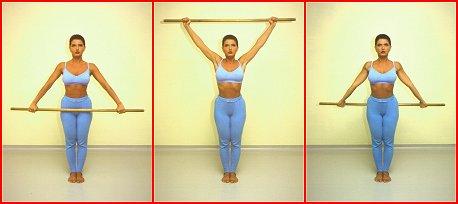 I muscoli di un dorso feriscono la settimana